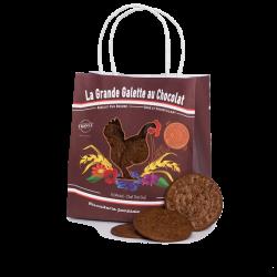 Grandes galettes au chocolat St Michel - 500g