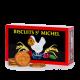 "Boite fer galette St Michel ""1967""  -  430g"