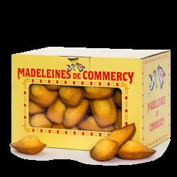 Boite de 50 madeleines de Commercy pur beurre