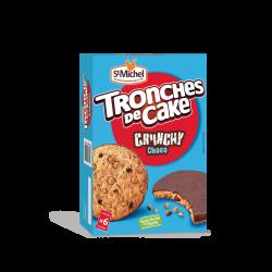 Cookies céréales soufflées Tronches de Cake St Michel - 200g