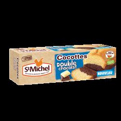 Le gâteau Cocottes double chocolat St Michel - 275g