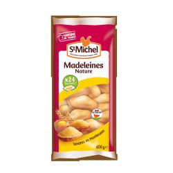 Madeleines nature sachet individuel