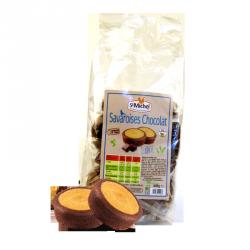 16 Savaroises au chocolat St Michel - 440g