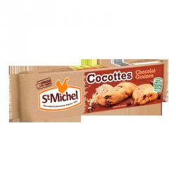 Cocottes au chocolat