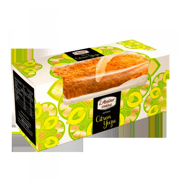 Gâteau Citron Yuzu