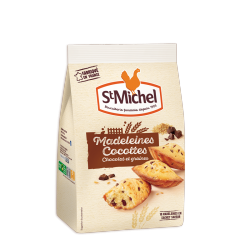Madeleines Cocottes chocolat et graines