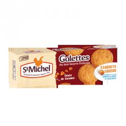 Galettes caramel St Michel - 130g