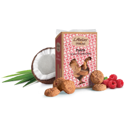 Palets coco framboise ASM 150g