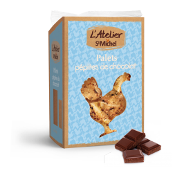Palets Pépites de chocolat Atelier St Michel - 150g