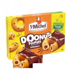 Doonuts fourrés chocolat