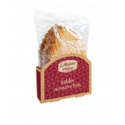 Sablés beurre frais Atelier St Michel - 135g