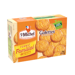 Galettes format familial