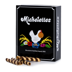 Boite grand modèle Michelettes St Michel - 760g