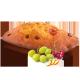 Madeleine géante cake aux fruits 350g