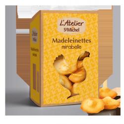 Madeleinettes mirabelle