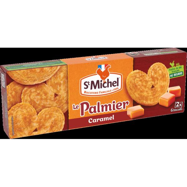 Palmier caramel St Michel - 100g