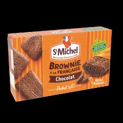 Cocottes mini brownie noir St Michel