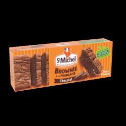 Le brownie chocolat à partager