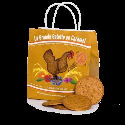 Grande galette caramel St Michel 500g